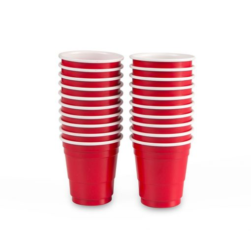 red shot cup